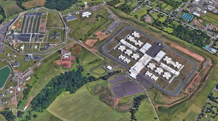 Coronavirus Montgomery County SCI Phoenix prison