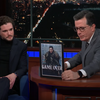 Kit Harington appears on 'Late Show with Stephen Colbert'