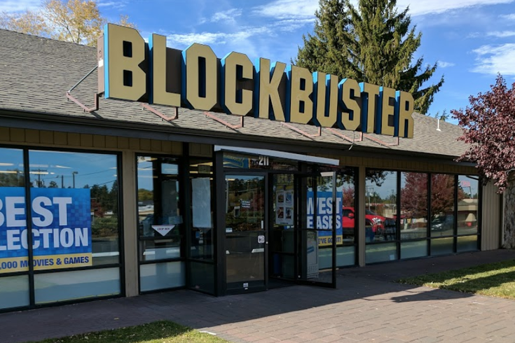Blockbuster has only one store left in the entire world