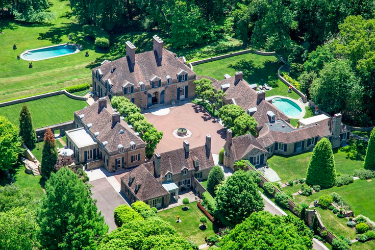 Surprising 10 Magnificent Homes For Sale In The Philadelphia Area Home Interior And Landscaping Pimpapssignezvosmurscom