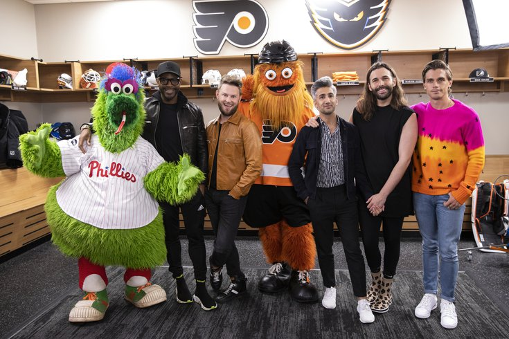 Queer Eye Gritty episode