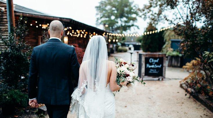 Terrian Events weddings