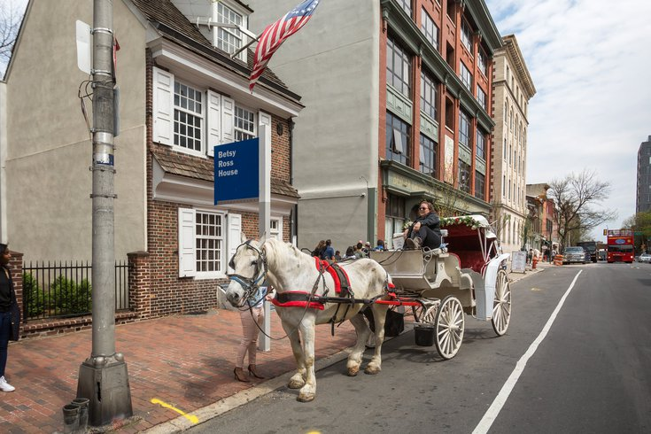 Betsy Ross House twilight tour