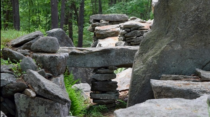America's Stonehenge Vandalism