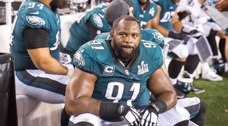 Carroll - Philadelphia Eagles Game Fletcher Cox