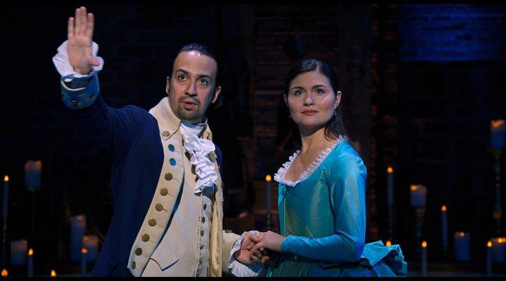 Hamilton musical masterclass