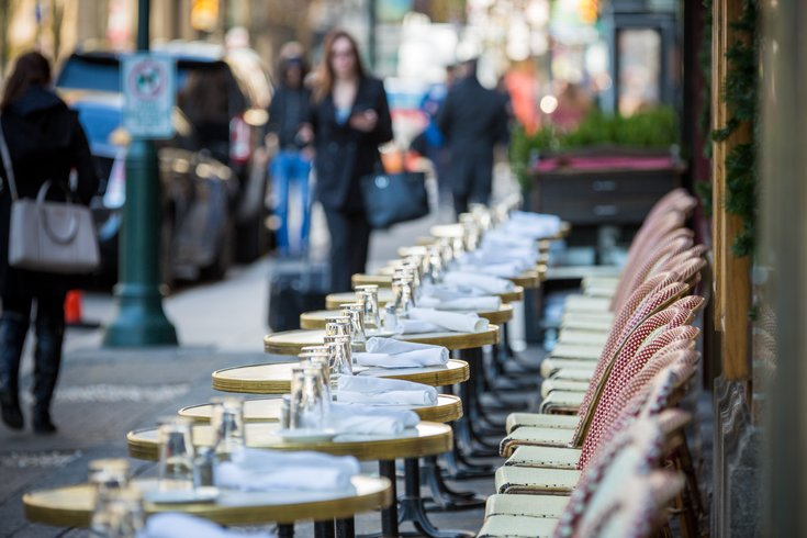 Carroll - Outside Dining in Center City