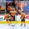 Carroll - Philadelphia Flyers