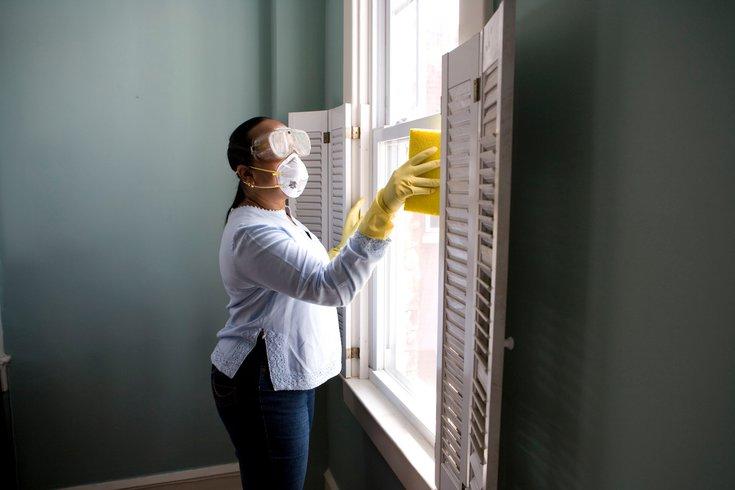 How to clean coronavirus