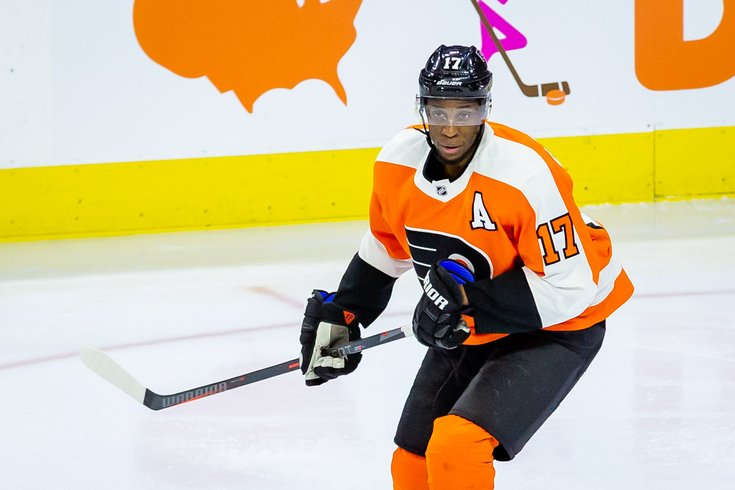 new product 62b05 a8b60 Report: Flyers trade Wayne Simmonds to Predators for Ryan ...