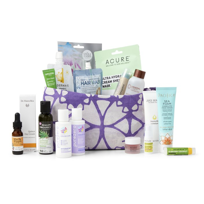 Whole Foods New Essentials Beauty Bag 2021