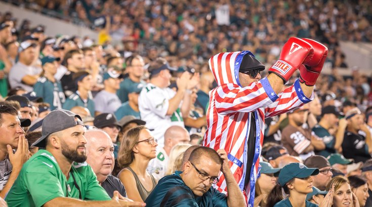Carroll - Philadelphia Eagles Fans