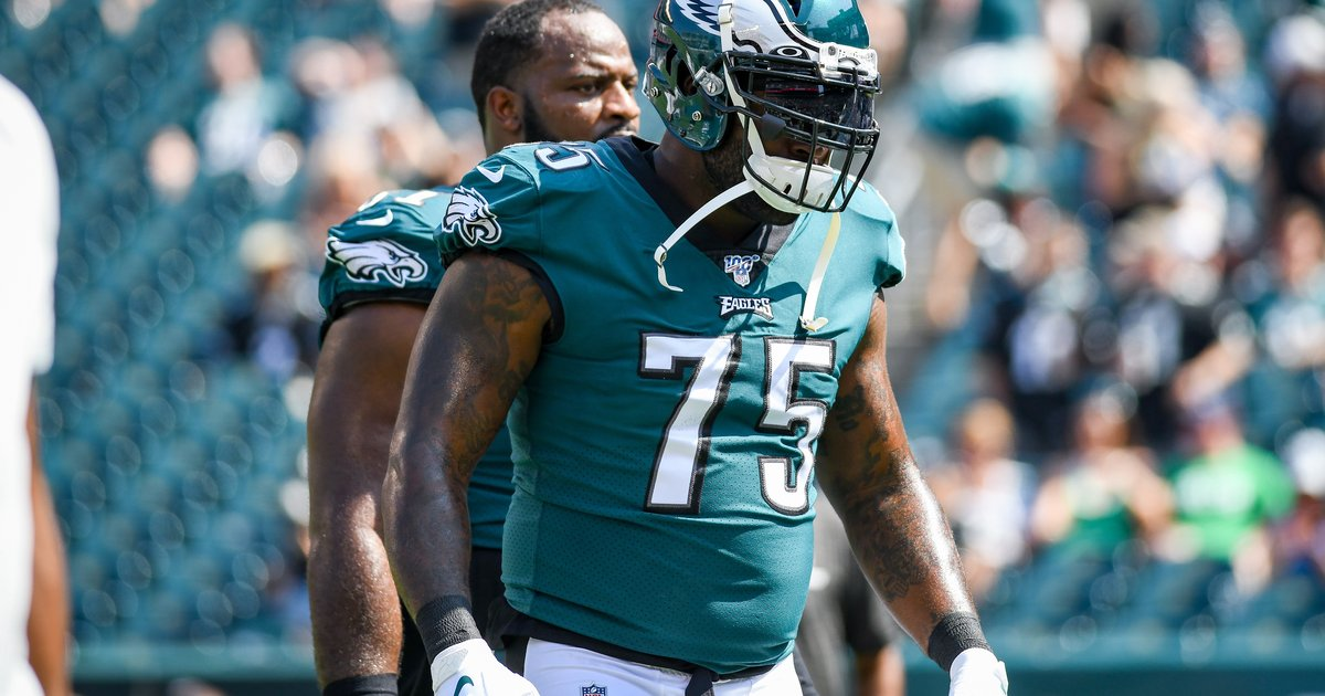Eagles stay or go: Defensive end