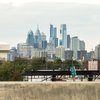 Stock_Carroll - Philadelphia Skyline from New Jersey