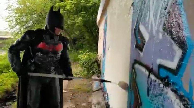 Bucks County Batman