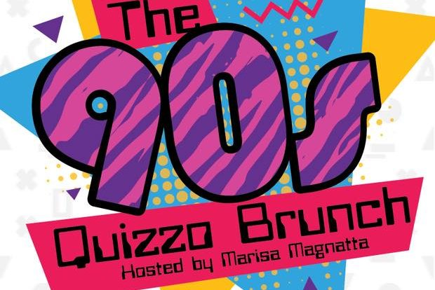 '90s Quizzo Brunch