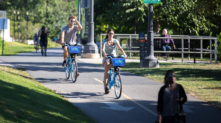 IBXStock_Carroll - Indego Bike Share Schuylkill River Trail