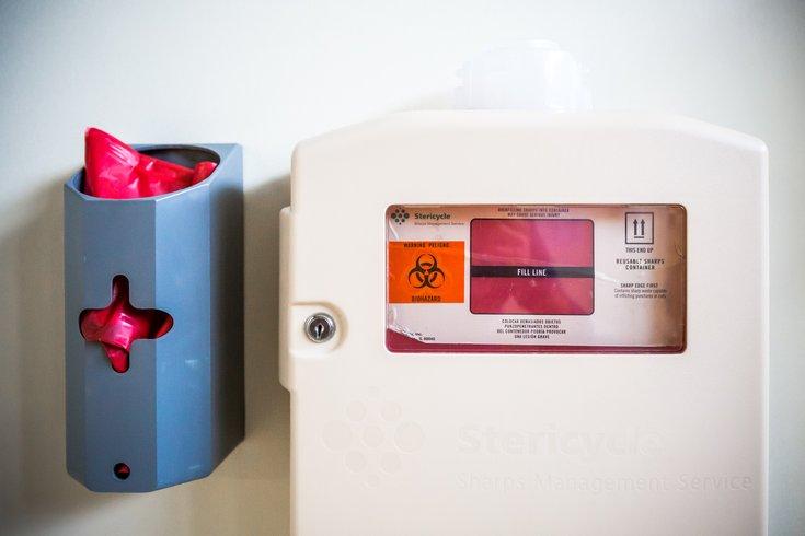 Hazardous Waste Disposal at Hospital