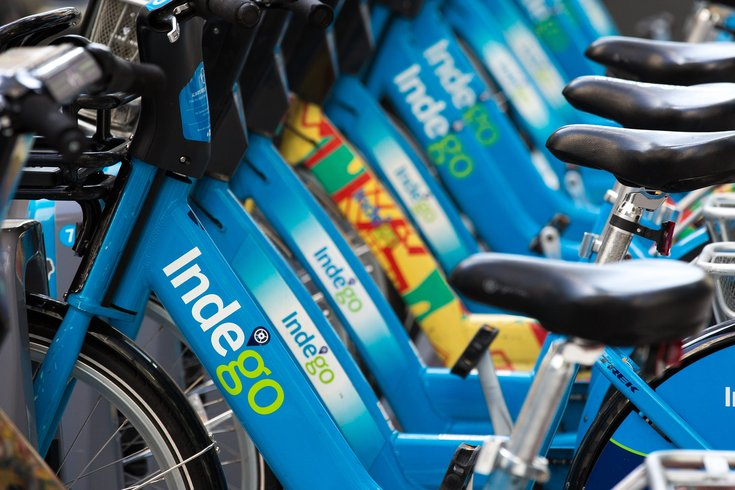 Indego bike-share
