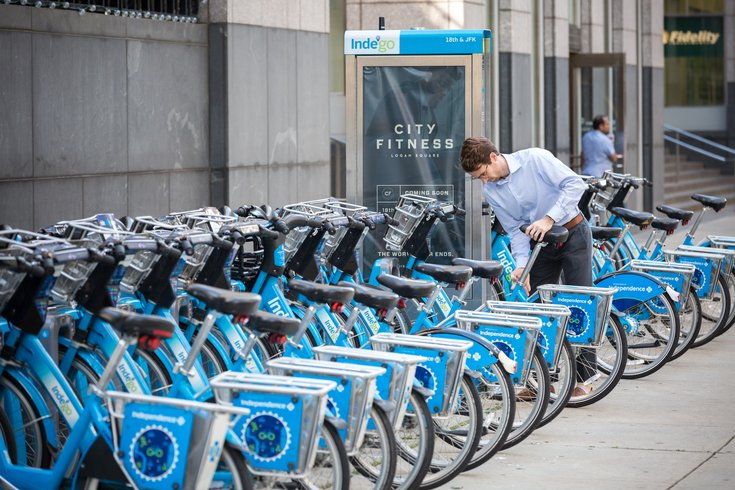 IBXStock_Carroll - Indego Bike Share