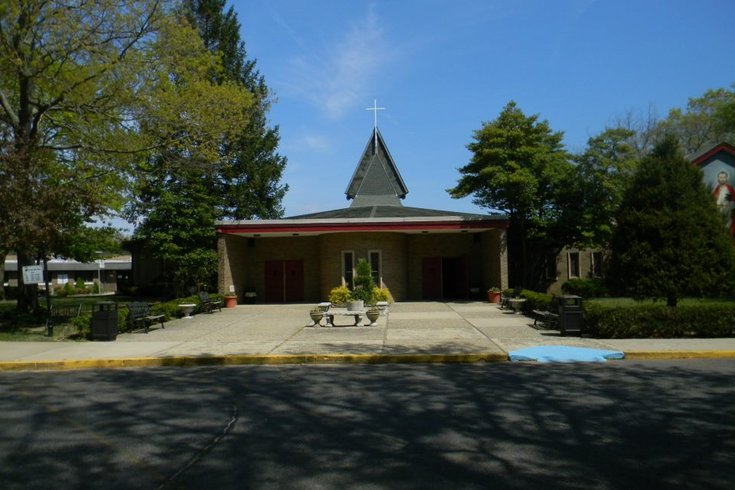 St. Barnabas Roman Catholic Church in Bayville, New Jersey.