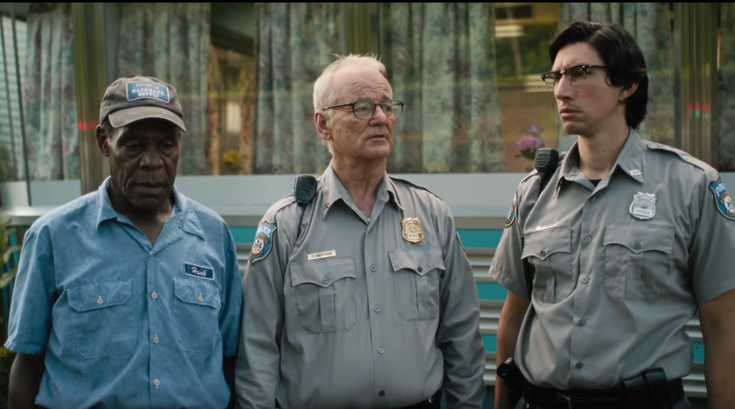 Zombie-thriller 'Dead Don't Die' trailer stars Bill Murray and Adam Driver