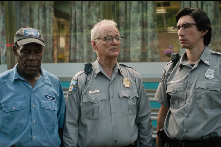 Zombie-thriller 'Dead Don't Die' trailer stars Bill Murray and Adam Driver