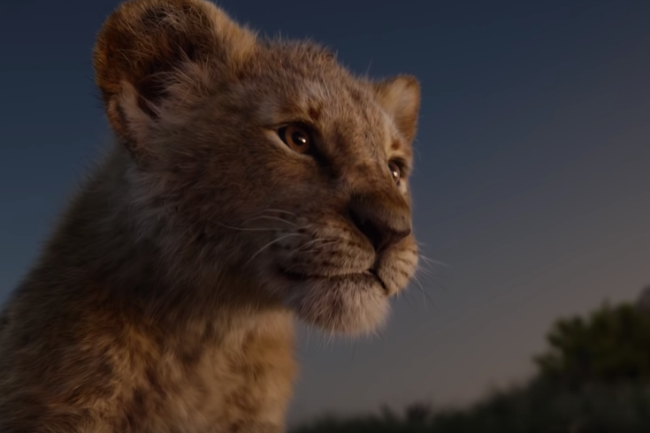 'The Lion King' released its first trailer