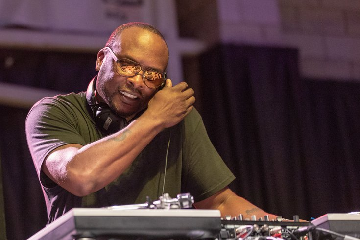 DJ Jazzy Jeff coronavirus