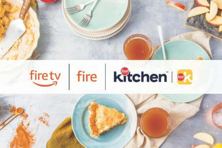 Amazon Fire Food Network