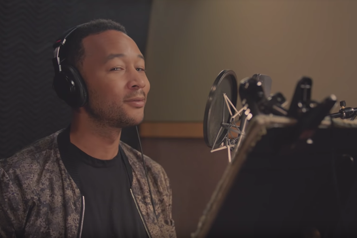 John Legend's voice is now available for Google Assistant