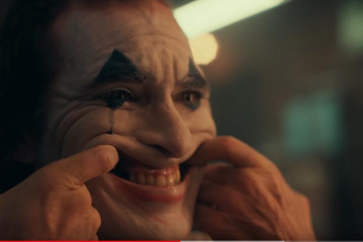 DC releases eerie trailer for 'Joker' origin story