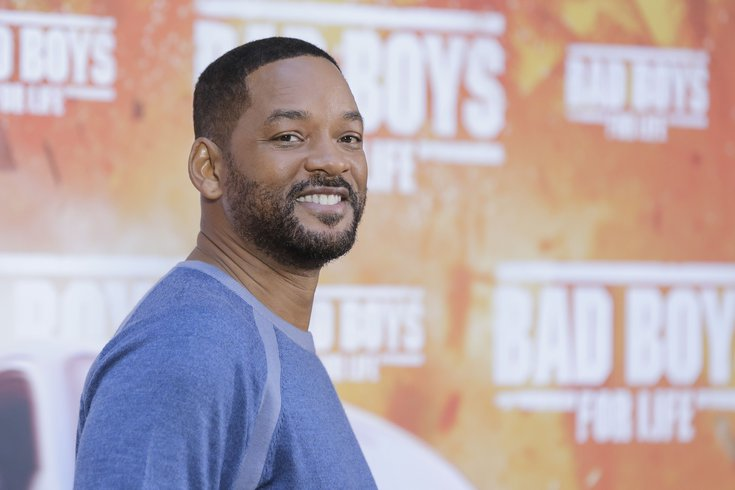 Will Smith Snapchat series quarantine