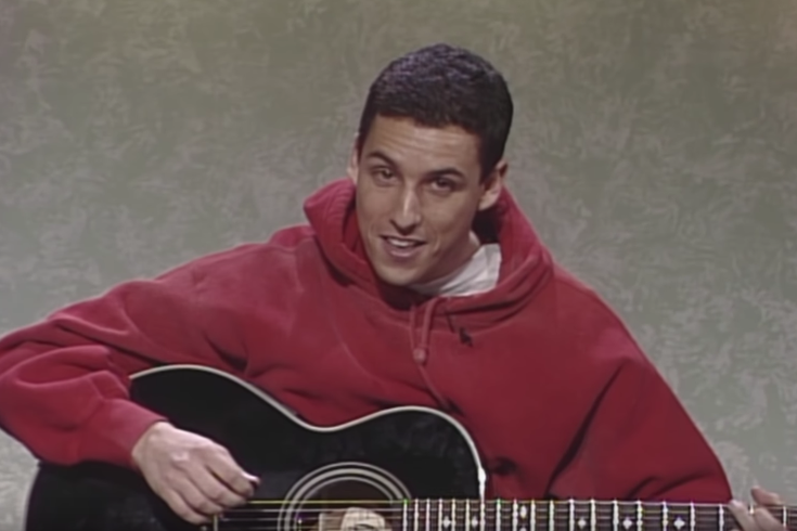 Adam Sandler will host Saturday Night Live for the first time in May