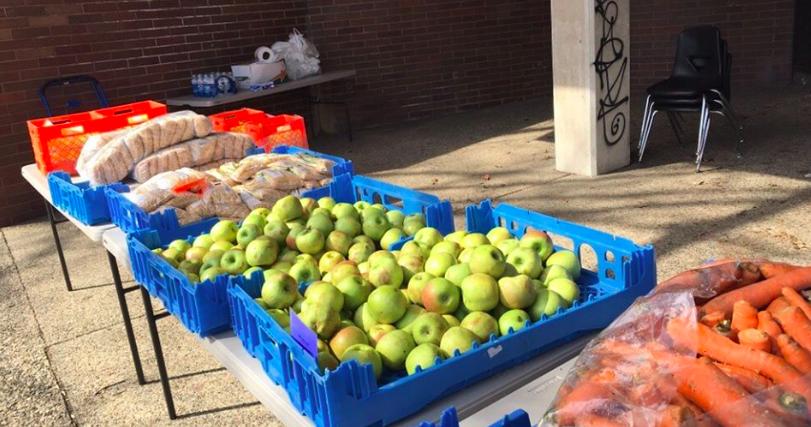 Flyers donate $250,000 to Philabundance to combat food insecurity during the coronavirus pandemic