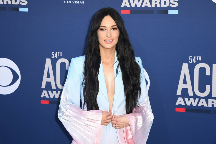 Kacey Musgraves wins Album of the Year at ACM Awards