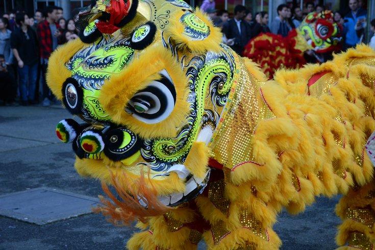 Lunar New year CultureFest at Penn Museum