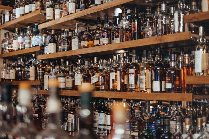 ohio liquor pennsylvania