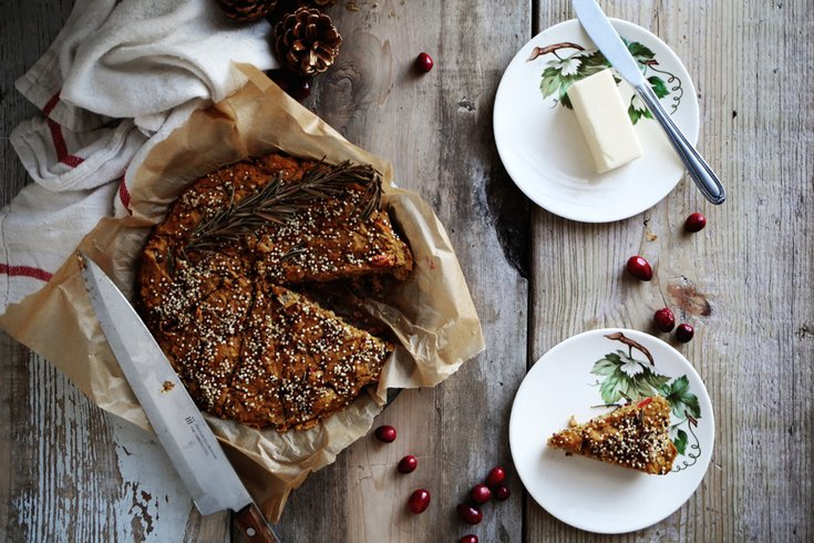 Savory Squash Bread by UNDERCOOKED