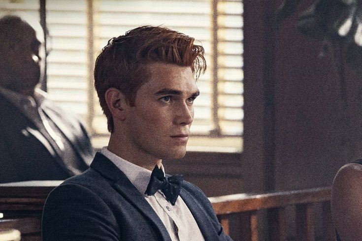 "The CW's ""Riverdale"" returns for its third season."