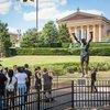 Carroll - Rocky Statue PMA