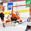 Carroll - Philadelphia Flyers Brian Elliott