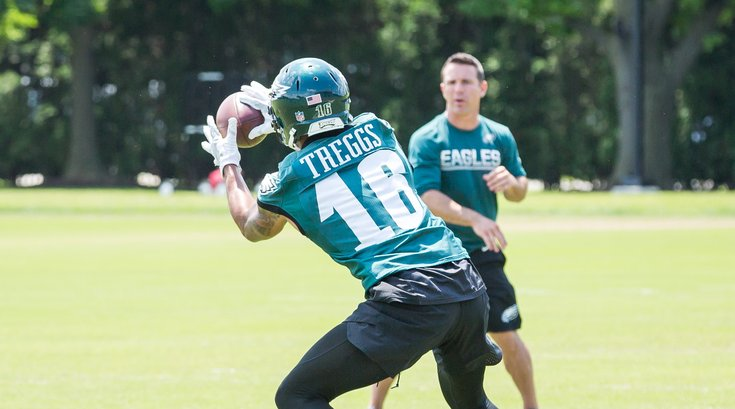 Carroll - Eagles Stock Bryce Treggs