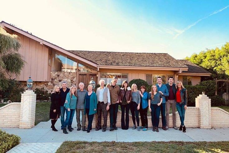 HGTV reunites 'Brady Bunch' cast for new renovation show