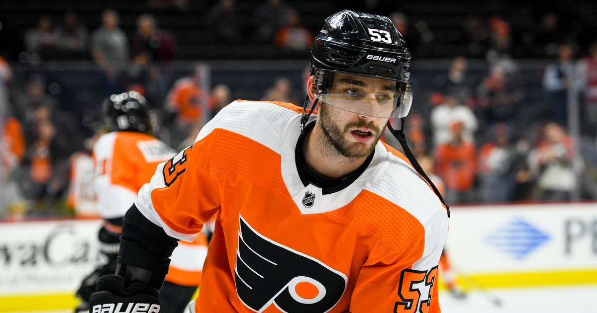 Live NHL trade rumors: Will Flyers make a move before Monday's deadline?