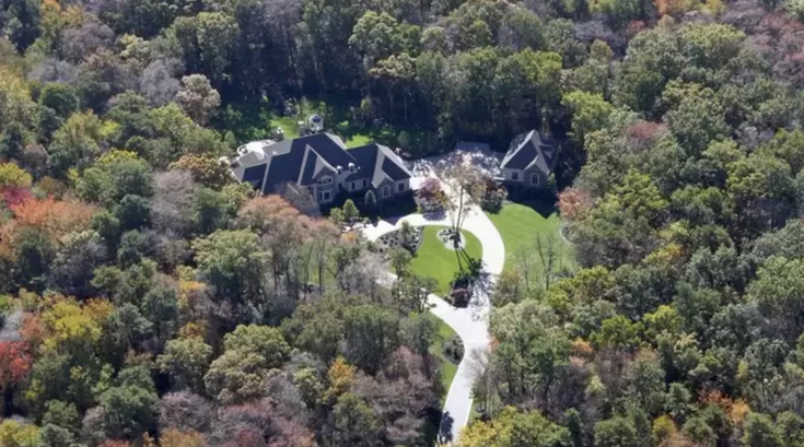 Limited - 47 Jackson Rd - Aerial