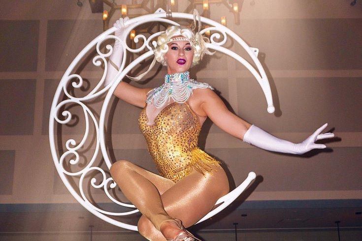 Cirque du Nuit's Midsummer Gala