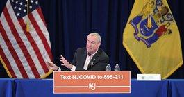 New Jersey nursing homes COVID-19