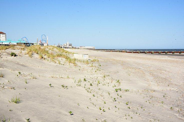 Jersey Shore beaches