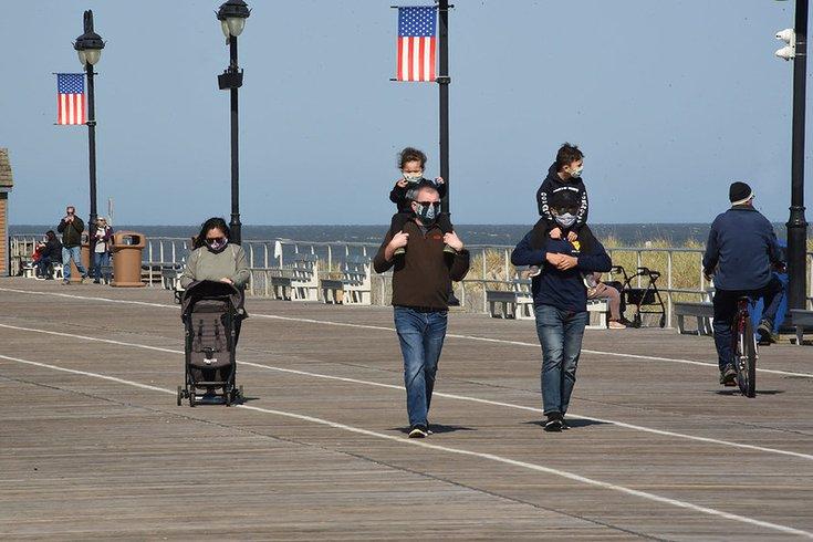 Jersey Shore beach towns